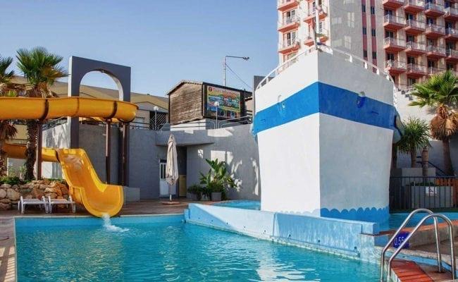 Children's Pool & Play Area