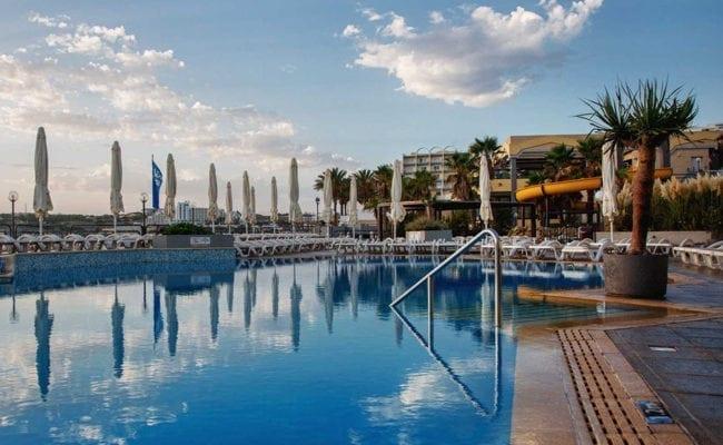 AX Seashells Resort at Suncrest Outdoor Pool