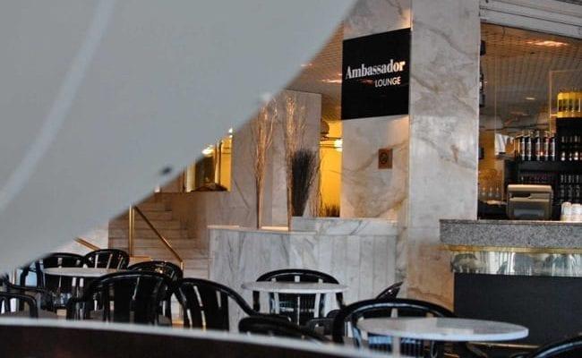 The Ambassador Lounge