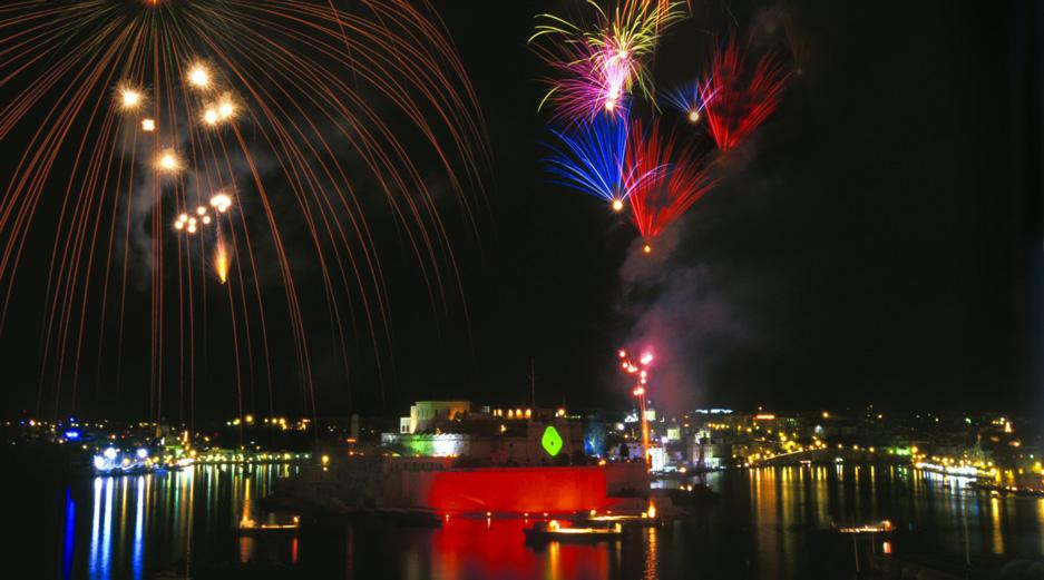 Malta Fireworks Festival