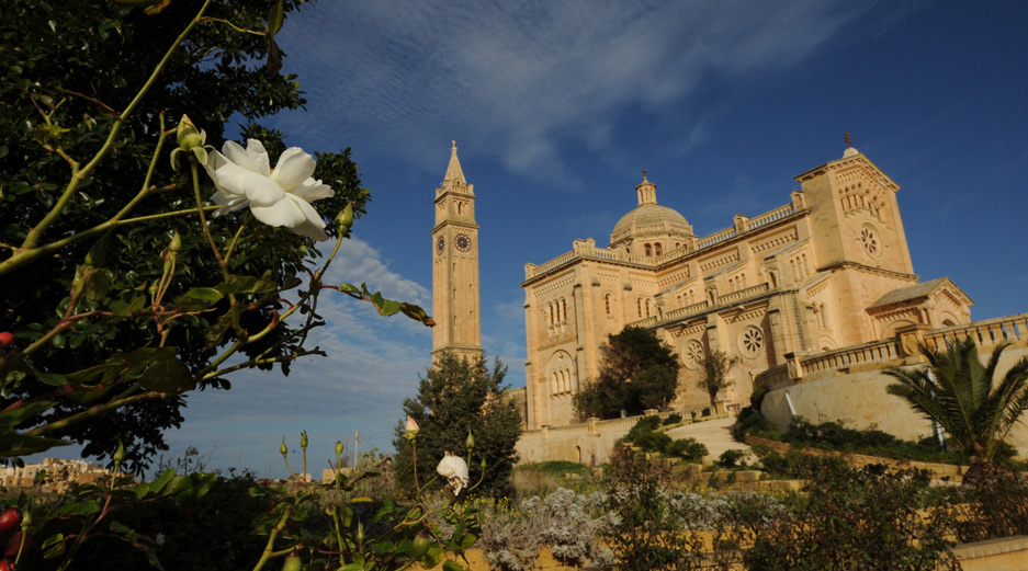 Ta Pinu Church, Gozo