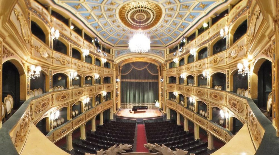 Manoel Theatre, Malta
