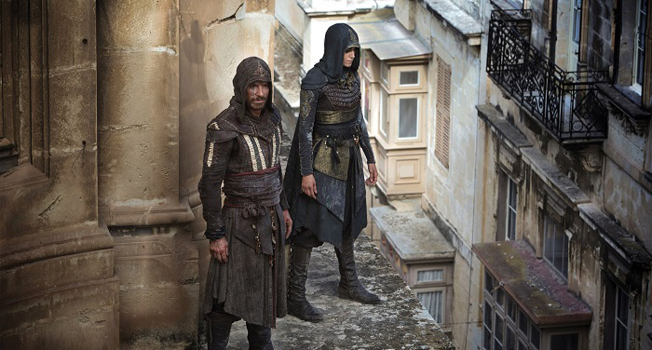 Films Made in Malta - Assassins Creed