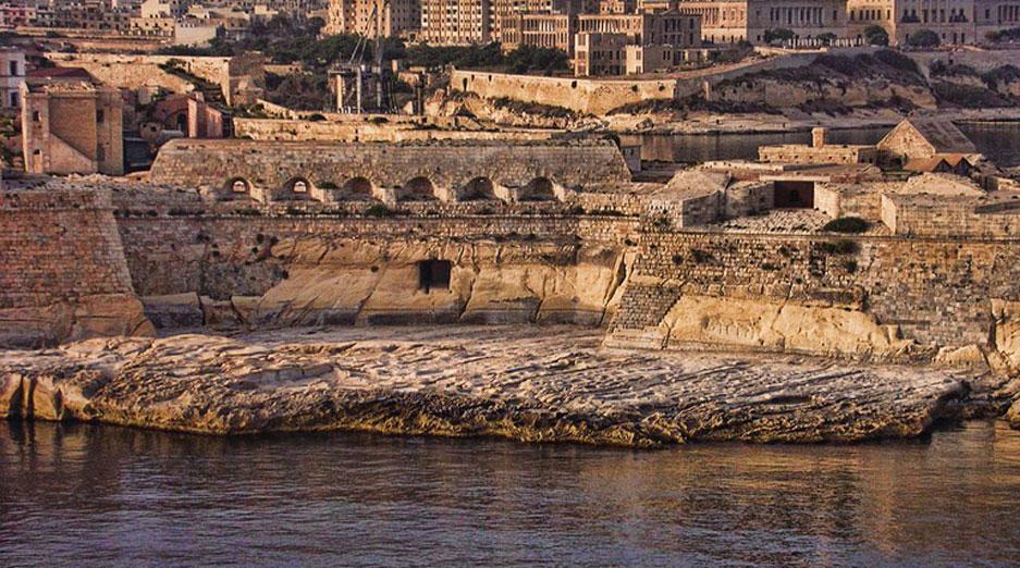 Films Made in Malta - Gladiator
