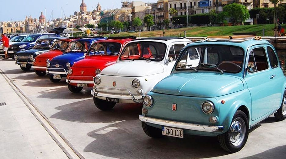 Classic Fiat Raduno