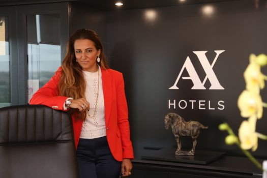 Ms Claire Zammit Xuereb - AX Hotels Director of Hospitality
